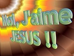 Moi j\'aime Jesus